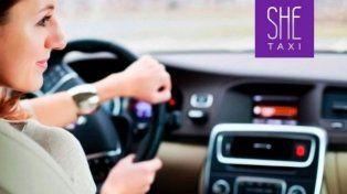 Shetaxi, la app santafesina para pedir taxis manejados por mujeres