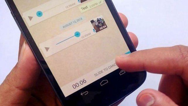 ¿Cómo escuchar audios de Whatsapp sin abrir el mensaje?