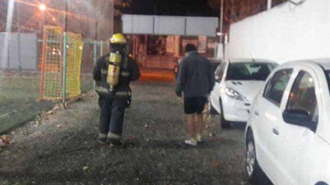 Fueron a apagar un incendio y se encontraron con que el humo provenía de dos asados