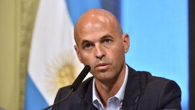 Guillermo Dietrich admitió que le pidió la renuncia a Isela Costantini