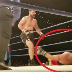 Conmoción mundial por la muerte de un boxeador de MMA tras ser noqueado
