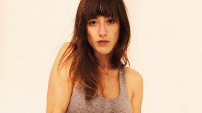 La hermana de Luli Salazar posó desnuda y aseguró que no es porno, es arte