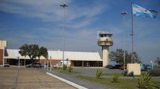 Se normalizaron los vuelos en el aeropuerto de Paraná