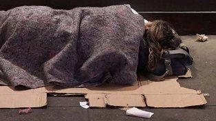 Piden frazadas y medias para ayudar a las personas en situación de calle