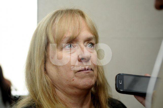 La fiscal. Elena Partircara