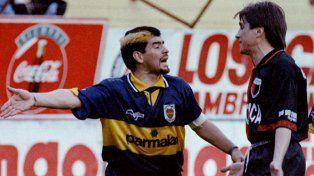 Maradona: Toresani es un tipo sensacional