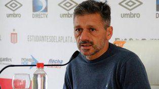 Matosas, el nuevo técnico de Estudiantes