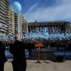 El país ha comenzado a crecer, afirmó Macri en Rosario