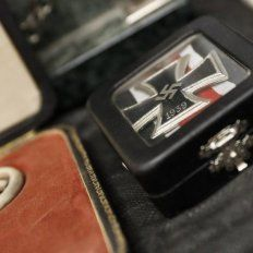Se sospecha que son piezas originales que pertenecían a altos funcionarios de la Alemania nazi.