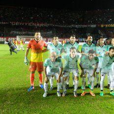 Colón se aseguró jugar por sexta vez una copa internacional