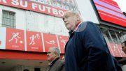 Los nuevos apellidos de Spahn para manejar el fútbol profesional