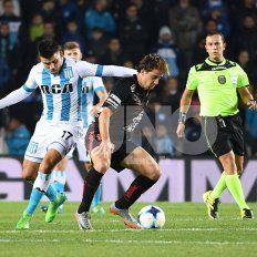 Colón cayó ante Racing y se alejó de la chance de entrar a la Libertadores