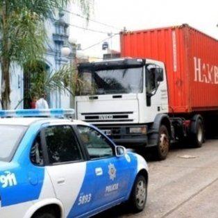 Se conoce el fallo por el caso del camión con droga en Arroyo Leyes