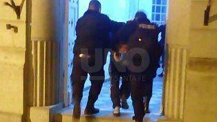 Bº Constituyentes: vecinos detuvieron a un ladrón y se lo entregaron a la Policía