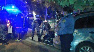 Robó un portafolio de un auto en barrio Mariano Comas y terminó preso