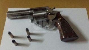 Dos menores terminaron detenidos tras participar de un tiroteo