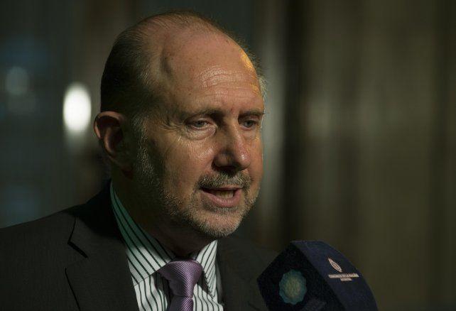 Perotti afirmó que es importante que la provincia adhiera a la Ley Pyme