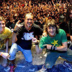 Tecnópolis Federal: Kapanga llega a la ciudad para rockear en la Estación Belgrano