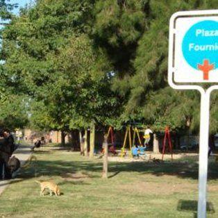 solicitan poner en valor la plaza fournier del barrio don bosco