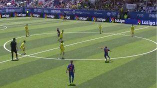 por goles como este, el barcelona ya tiene el futuro asegurado