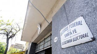 Mañana a las 18 comienza el escrutinio definitivo en Santa Fe