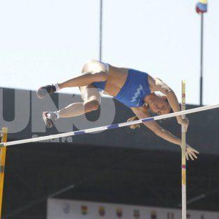 valeria chiaraviglio conquisto la medalla de bronce en sudamericano