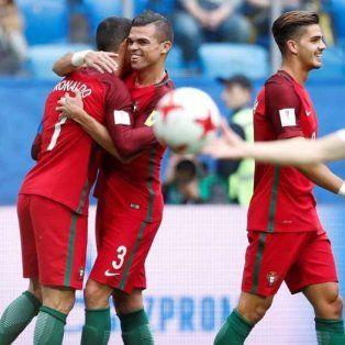 portugal trituro a nueza zelanda y se metio en semifinales