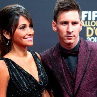 Filtraron un importante detalle de la boda de Messi con Antonella