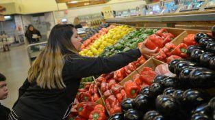 la inflacion de abril en la provincia fue del 2,7%, misma cifra que a nivel nacional