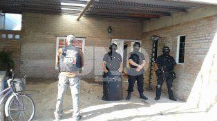 La PDI secuestró marihuana y cocaína en Franck