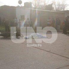 Crimen en Hipódromo: tres certeros balazos desde atrás ante la mirada de los vecinos