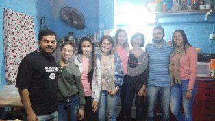 Actitud Solidaria asiste a más de 65 personas en situación de calle