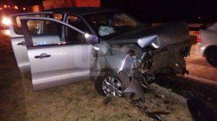 Un muerto y cuatro heridos, entre ellos, la diputada del FPV Josefina González, en un accidente