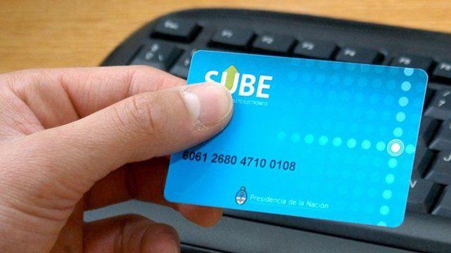 Cómo cargar la tarjeta SUBE y obtener un 50 por ciento de descuento