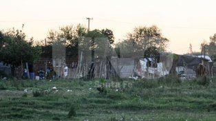 La zona. El lugar donde fue acribillado Ferreyra en 2014.