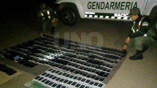 Gendarmería secuestró 325 teléfonos de alta gama en un operativo en Santa Fe