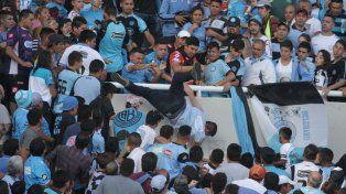 Prisión preventiva a seis imputados por la muerte del hincha de Belgrano