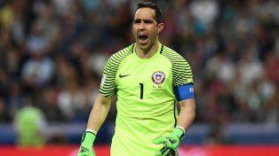 De la mano de Bravo otra vez Chile llega a una final