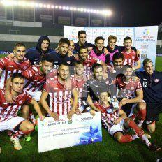 union supero por penales a nueva chicago y sigue en la copa argentina