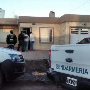 megaoperativo en santa fe: gendarmeria realizo 16 allanamientos en simultaneo