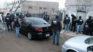 El viernes. La PDI y el Grupo de Operaciones Especiales irrumpió en la vivienda usurpada.