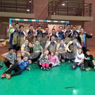 alianza se quedo con el torneo apertura de handball