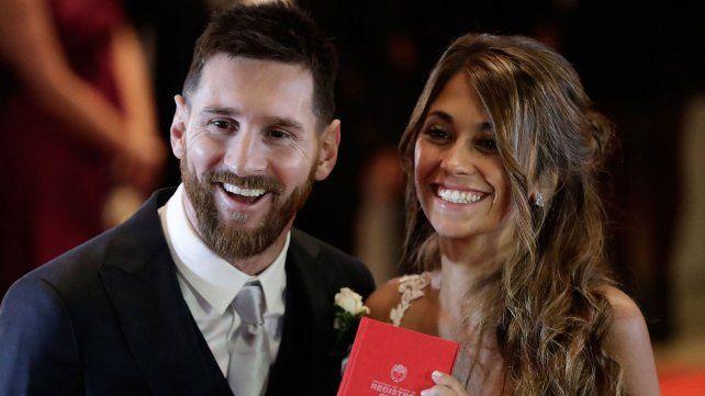 Messi cumple años, y Antonela Rocuzzo le envió un tierno saludo