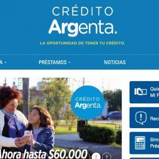 quieren extender los creditos argenta a beneficiarios de la auh