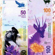 Cuáles son los animales de los nuevos billetes que usaremos los argentinos