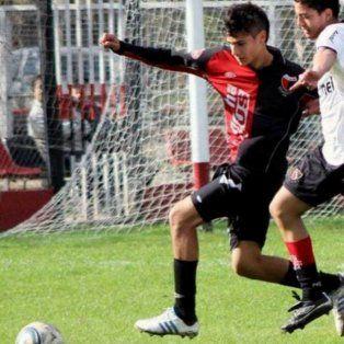 el gol maradoniano de un juvenil sabalero