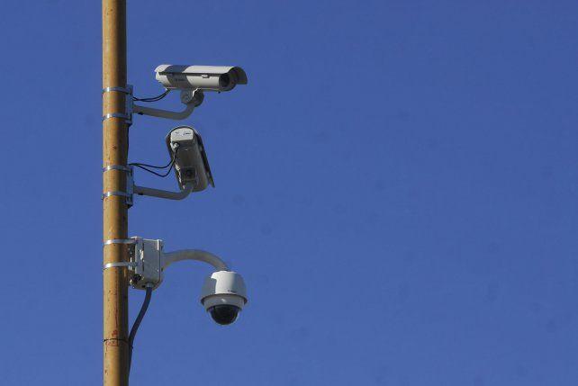 La semana que viene comienzan a funcionar 30 cámaras de seguridad en Blas Parera