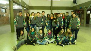 Alumnos de la Zapata Gollán buscan que su escuela sea más inclusiva