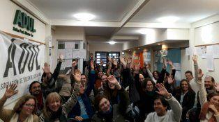 Los docentes de la UNL rechazaron la última propuesta paritaria