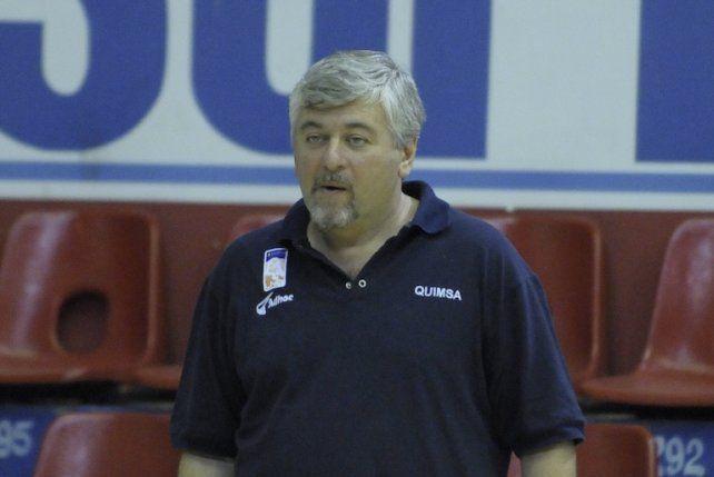 Fabio Demti es el nuevo entrenador de Quimsa